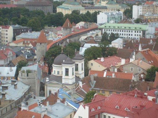 Église Saint-Olaf : view