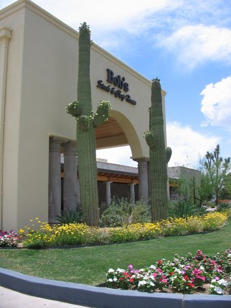 Bob's Steak and Chop House - Omni Tucson National Resort