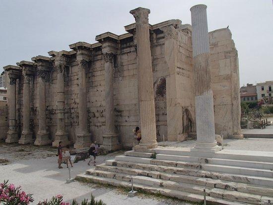 Pláka : Hadrian's Library