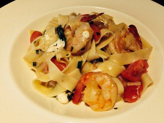 McCoy's Bar & Grill: Fettuccine Fesco