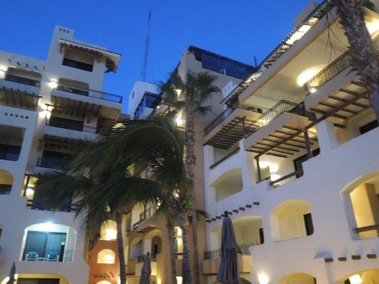Marina Fiesta Resort & Spa: night view