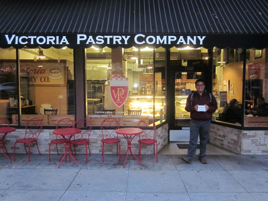 Photo of Cafe Victoria Pastry Company at 700 Filbert, San Francisco, CA 94133, United States