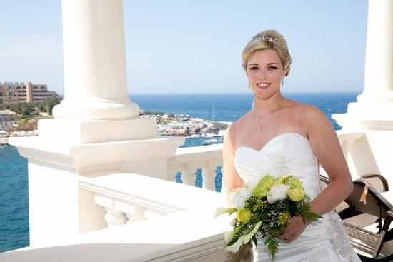 The Westin Dragonara Resort, Malta : Wedding Day