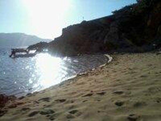 Amoopi Beach : alle 7 di mattina