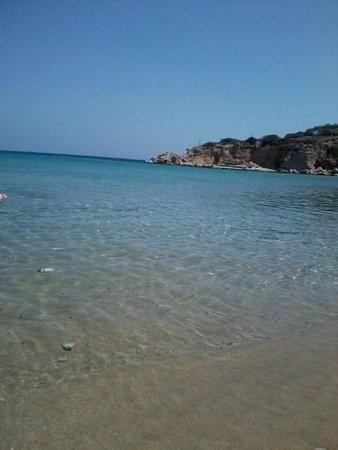 Amoopi Beach : l'acqua