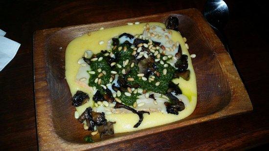 Andre's Cucina and Polenta Bar: Staceys polenta
