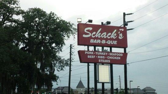 Schack's Bar-B-Que