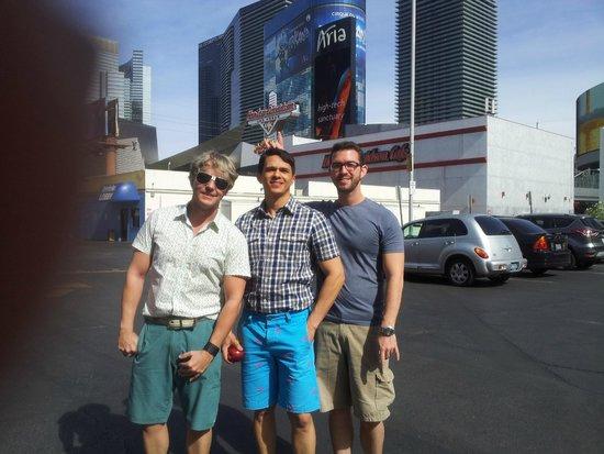 Travelodge Las Vegas Center Strip : Nosso grupo.