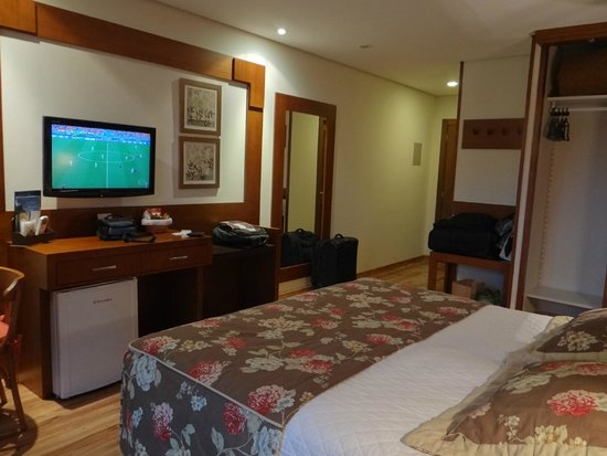 Hotel Alpestre: quato 325