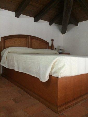 Hotel La Vecchia Marina: Camera matrimoniale soppalcata