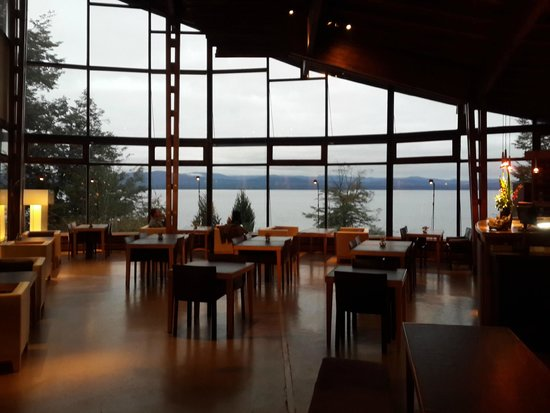 Design Suites Bariloche: Restaurant