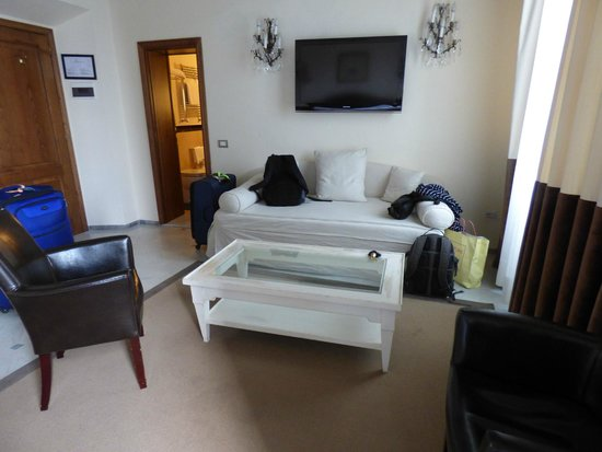 FH Villa Fiesole Hotel: The room