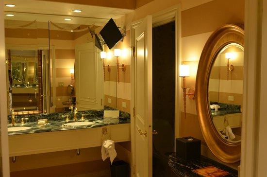 The Venetian Las Vegas : Salle de bain