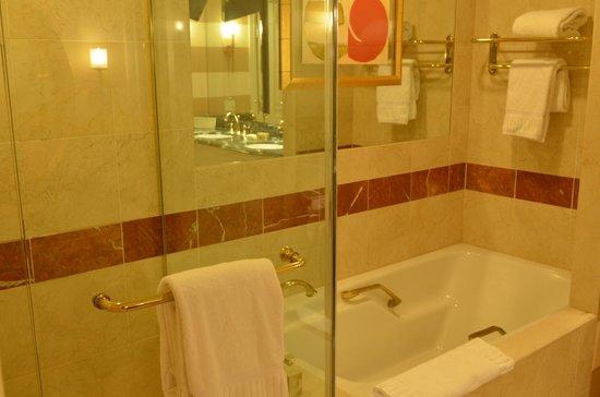 Venetian Resort Hotel Casino: Salle de bain