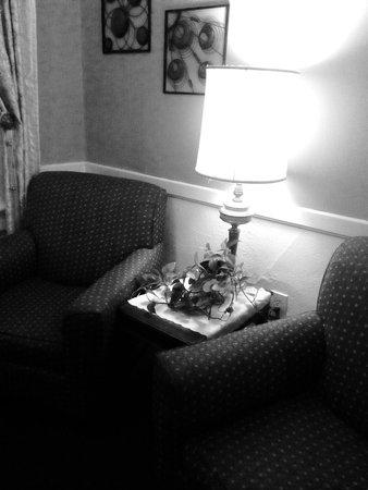 Columbia Hotel: Lobby