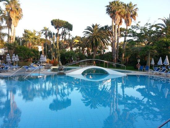 Park Hotel Terme Mediterraneo : Stupenda piscina termale
