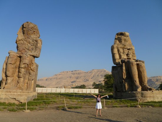 Colossi of Memnon: m