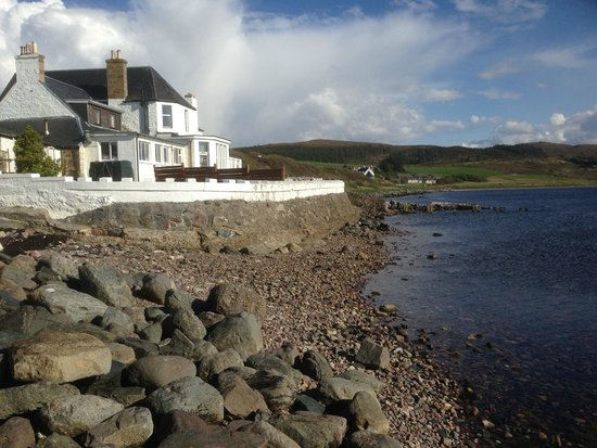 Aultbea Hotel: The hotel