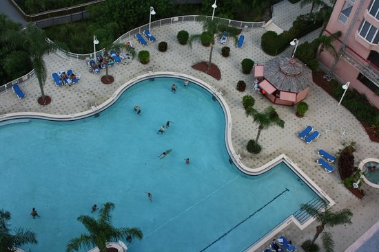 Blue Heron Beach Resort: Balcony View