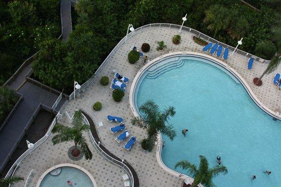 Blue Heron Beach Resort: Pool