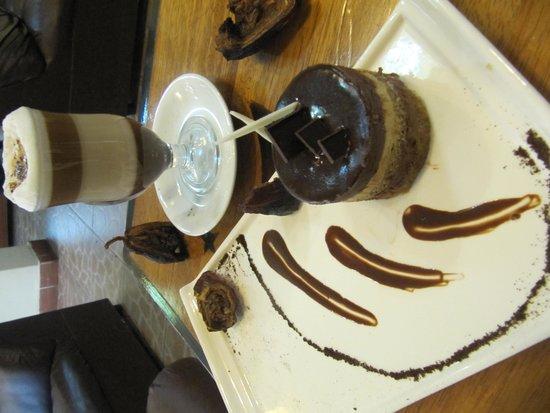 La Boulangerie de Paris: Inspiración chocolate y café