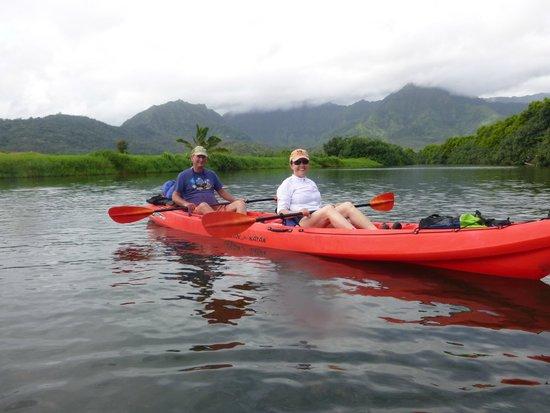Kayak Hanalei: Kayaking on the Hanalei River