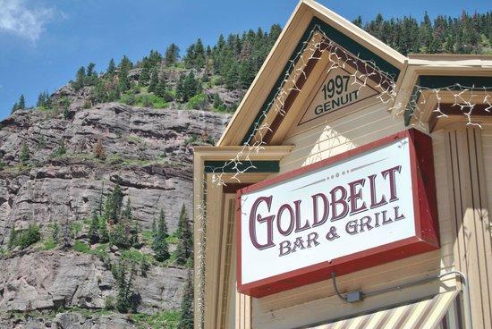 Gold Belt Bar and Grill: Goldbelt