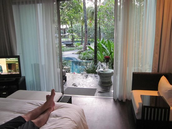 Twinpalms Phuket : Relaxing