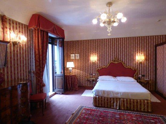 Hotel Locanda Vivaldi: Bedroom