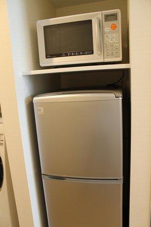 Fraser Residence Nankai Osaka : refrigerator