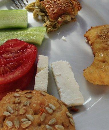 Eleonas : breakfast