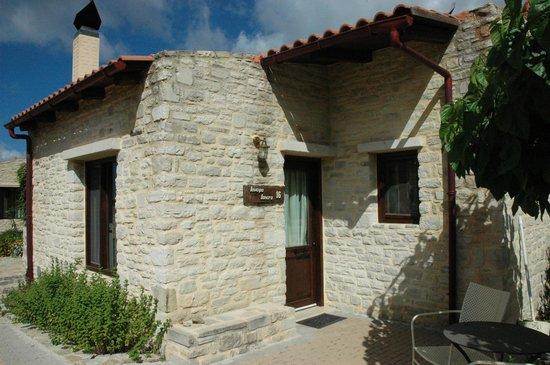 Eleonas : our cottage