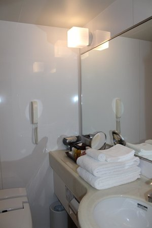 Fraser Residence Nankai Osaka : bathroom