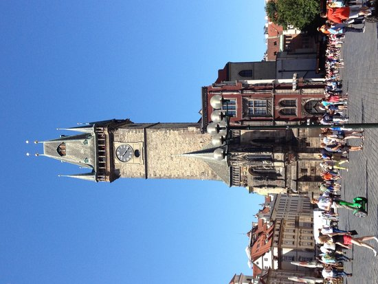 Personal Prague Guide -Day Tours : Old Town Square