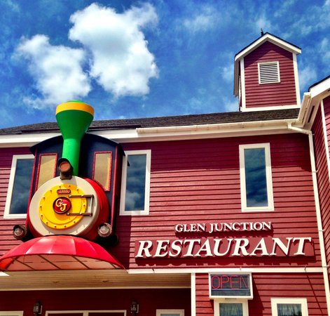 Glen Junction Restaurant: All Aboard to Glen Junction Family Restaurant!!