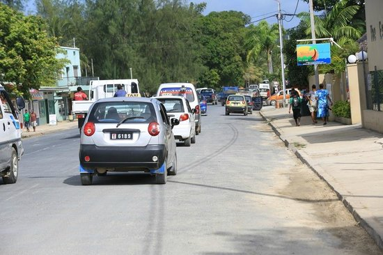 The Espiritu: Main Rd Luganville