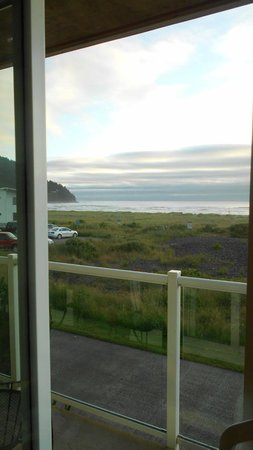 Inn at the Shore: View from bedroom.