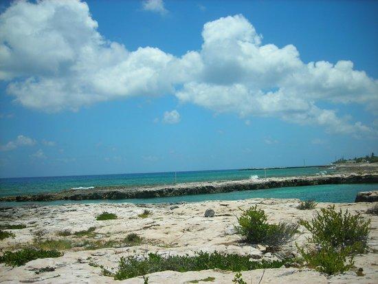 Carib Sands Beach Resort : Cayman Brac Scenery