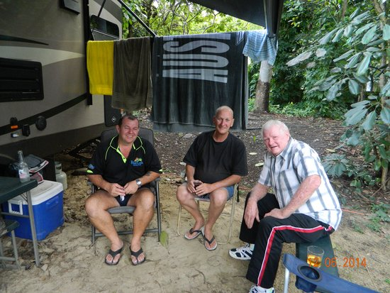 Palm Cove Holiday Park: Too Cool