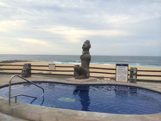Melia Cabo Real All-Inclusive Beach & Golf Resort: Jacuzi