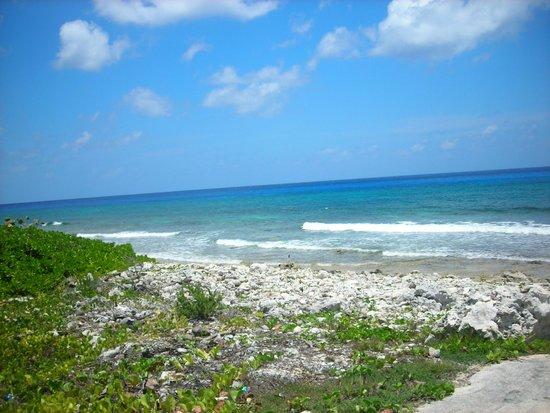 Carib Sands Beach Resort: Cayman Brac Scenery