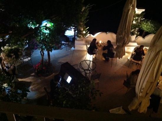 Hotel Maricanto: Romantic dining