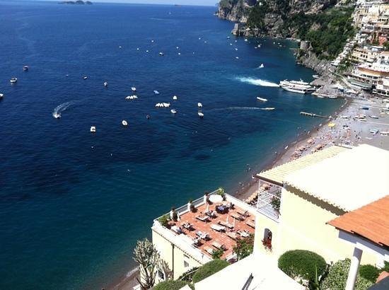 Hotel Marincanto: Room with a view