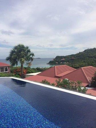 Hotel Le Village St Barth : pool