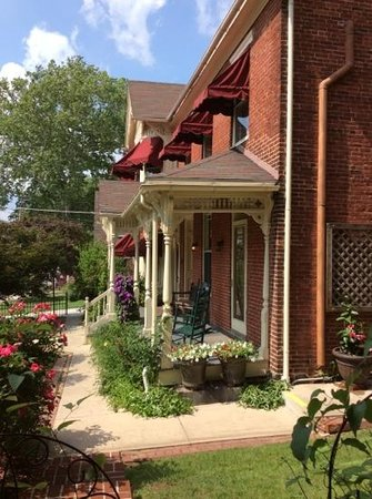 Brickhouse Inn Bed & Breakfast : Brickhouse Inn