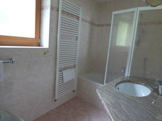 Hotel Plunger: Bathroom