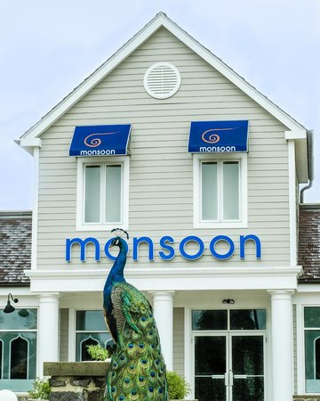 ‪Monsoon Indian Cuisine‬