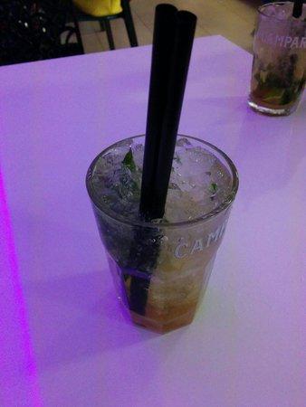 Bar Caruso : Mojito