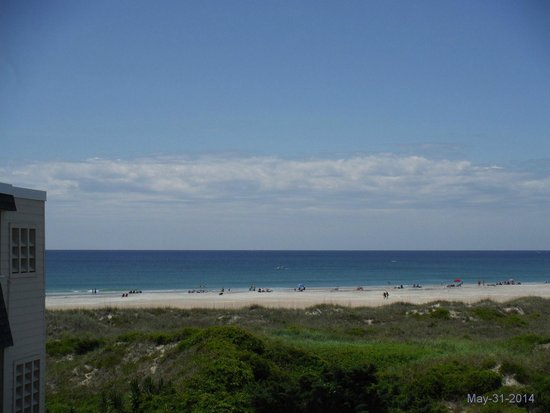 A Place at the Beach III: view from 329