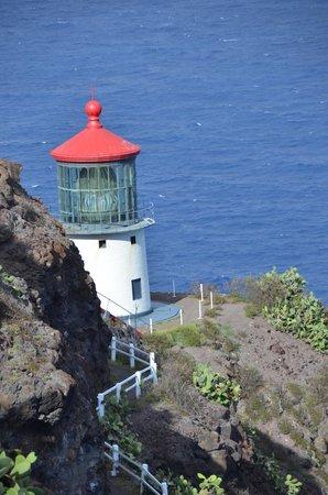 Makapuu Lighthouse Trail: Views hiking up Makapuu Trail
